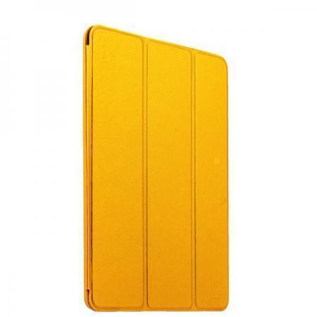 Чехол-книжка Smart Case для Apple iPad Pro 9.7 (искусственная кожа с подставкой) желтыйдля Apple iPad Pro 9.7<br>Чехол-книжка Smart Case для Apple iPad Pro 9.7 (искусственная кожа с подставкой) желтый<br>