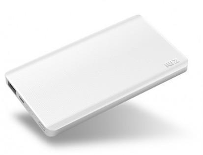 универсальный внешний аккумулятор Xiaomi Mi Power Bank Zmi Qb805