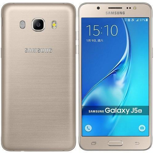 Samsung Galaxy J5 (2016) (SM-J510FN/DS) Gold (SM-J510FZDUSER)