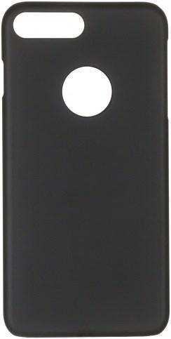 Чехол-накладка iCover Rubber для Apple iPhone 7 Plus/8 Plus пластиковый черный (IP7P-RF-BK)для iPhone 7 Plus/8 Plus<br>Чехол-накладка iCover Rubber для Apple iPhone 7 Plus/8 Plus пластиковый черный (IP7P-RF-BK)<br>