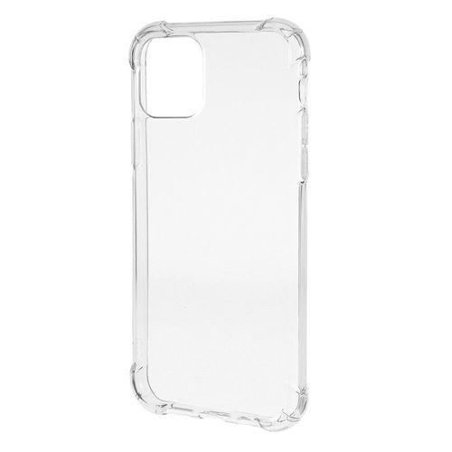 Купить Чехол-накладка Armor для Apple iPhone 11 Pro Max противоударный силиконовый (прозрачный)