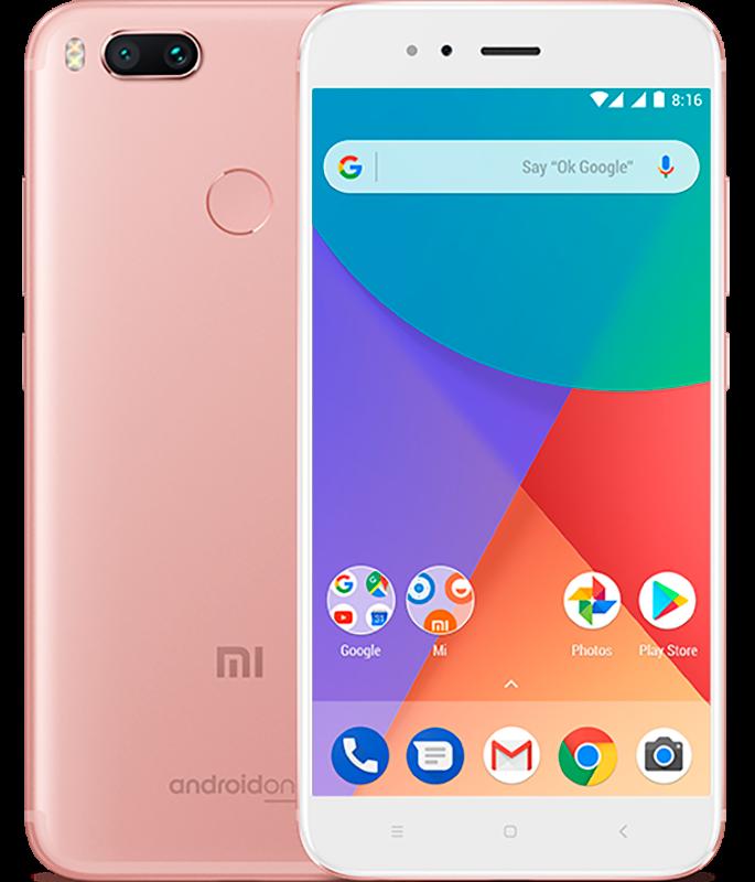 Xiaomi Mi A1 64GB PinkXiaomi<br>Xiaomi Mi A1 64GB Pink<br>