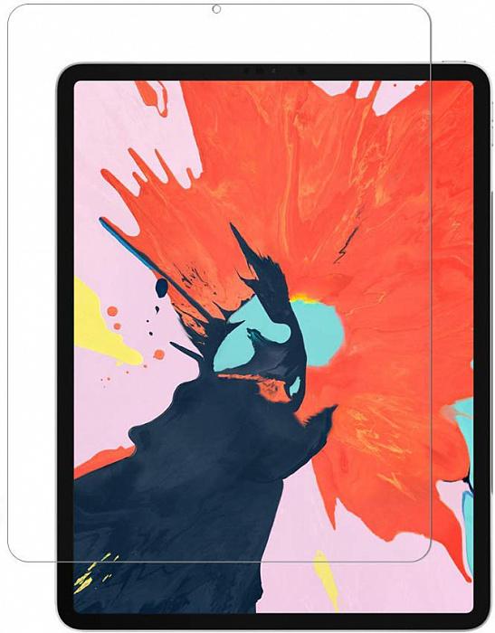 Купить Защитное стекло Tempered Glass 9H 0.26mm для Apple iPad Pro 12.9 (2018) прозрачное антибликовое