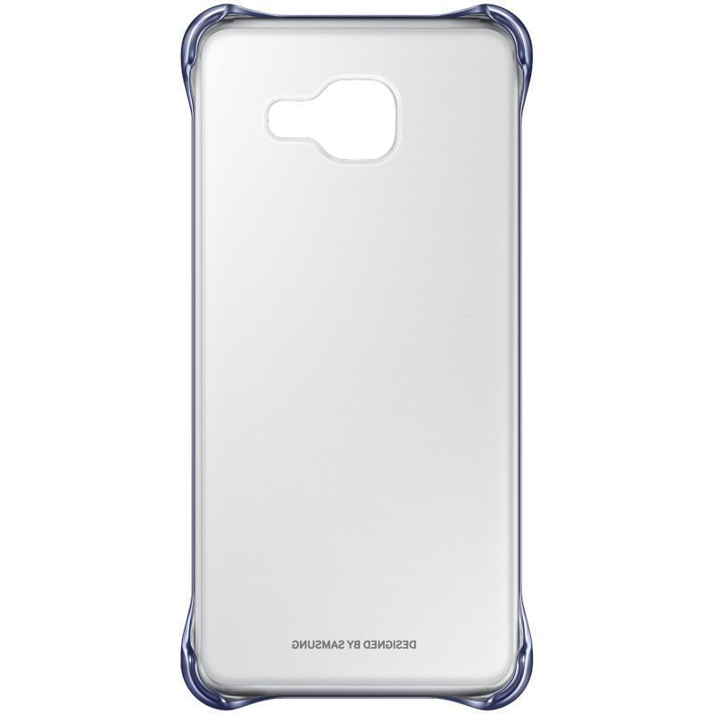 Чехол-накладка Samsung Clear Cover для Galaxy A3 2016 пластик синий (EF-QA310CBEGRU)для Samsung<br>Чехол-накладка Samsung Clear Cover для Galaxy A3 2016 пластик синий (EF-QA310CBEGRU)<br>