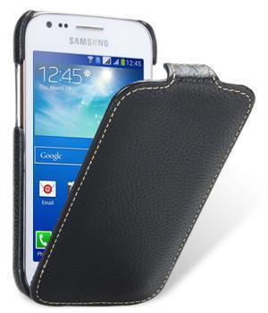 Чехол-книжка Armor Case для Samsung Galaxy Ace 3 GT-S7270 искусственная кожа фуксия