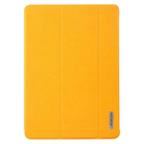 Чехол-книжка Borofone General Series для Apple iPad Air (полиуретан с подставкой) желтыйдля Apple iPad Air<br>Чехол-книжка Borofone General Series для Apple iPad Air (полиуретан с подставкой) желтый<br>