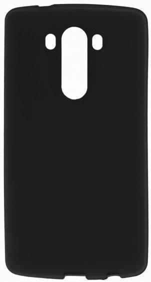 Чехол-накладка X-Level Guardian Series для LG G3s (D724 / D722) силиконовый (прозрачно-черный) фото