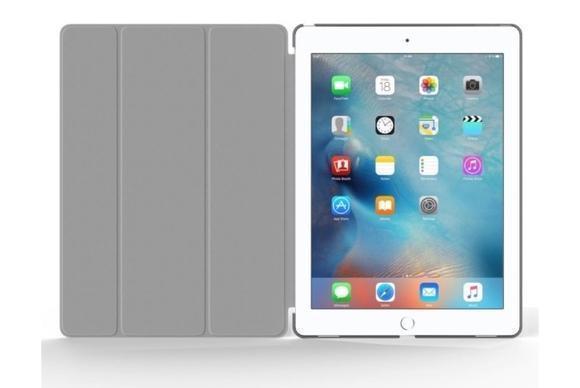 Чехол-книжка Smart Case для Apple iPad Pro 9.7 (искусственная кожа с подставкой) серыйдля Apple iPad Pro 9.7<br>Чехол-книжка Smart Case для Apple iPad Pro 9.7 (искусственная кожа с подставкой) серый<br>