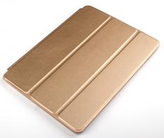 Чехол-книжка Smart Case для Apple iPad mini 1/2/3 (искусственная кожа с подставкой) золотойдля Apple iPad mini 1/2/3<br>Чехол-книжка Smart Case для Apple iPad mini 1/2/3 (искусственная кожа с подставкой) золотой<br>