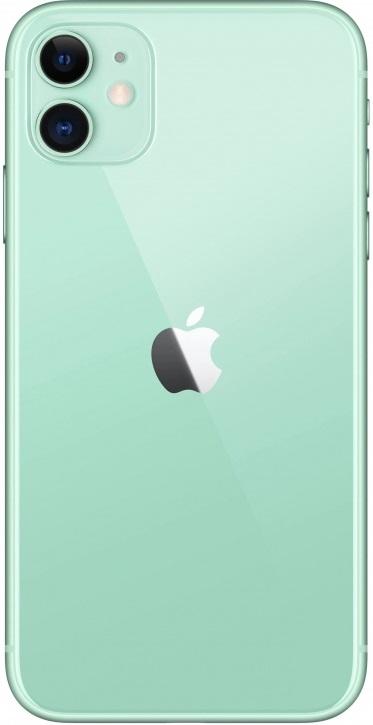 Apple iPhone 11 64Gb (Green) (MHDG3RU/A) (новая комплектация)