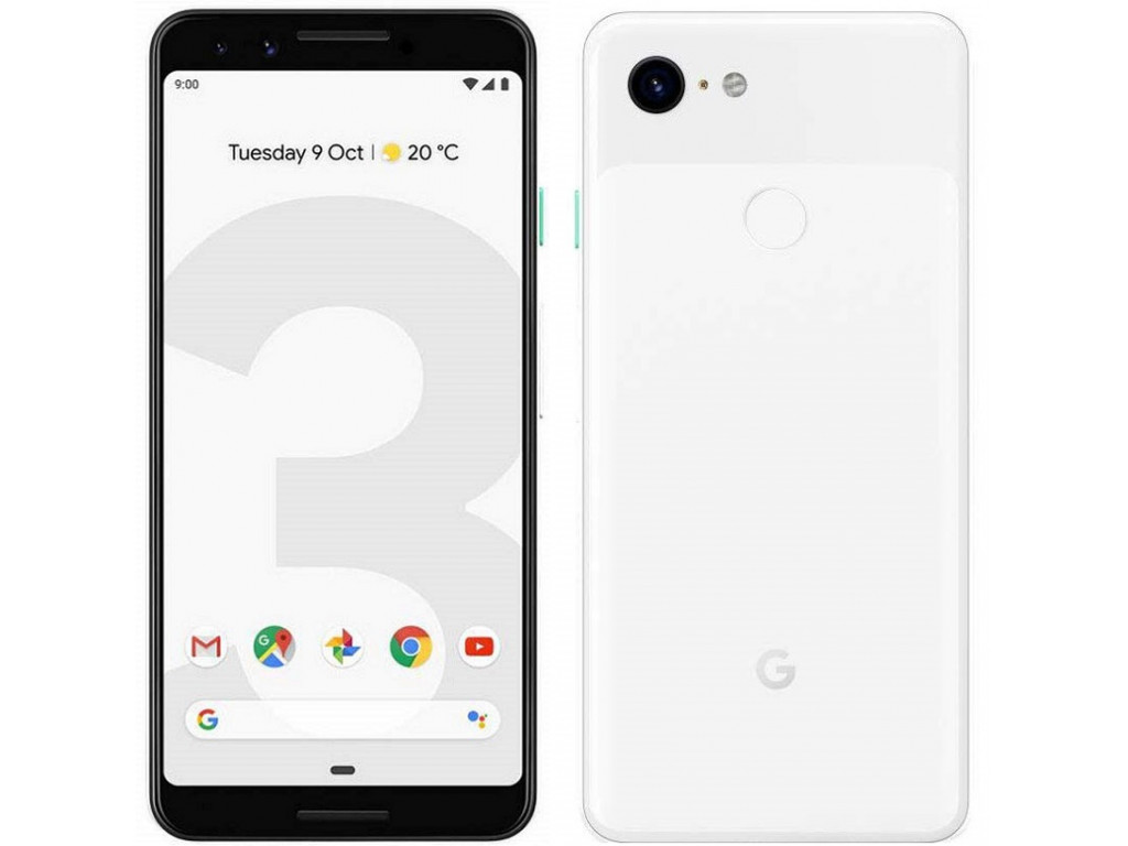 Google Pixel 3 128Gb (Clearly White)