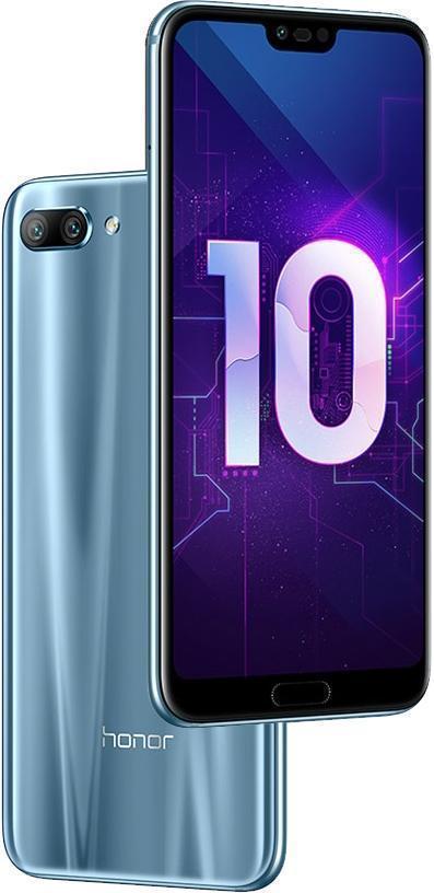 Купить Huawei Honor 10 4/64Gb Gray (COL-L29)