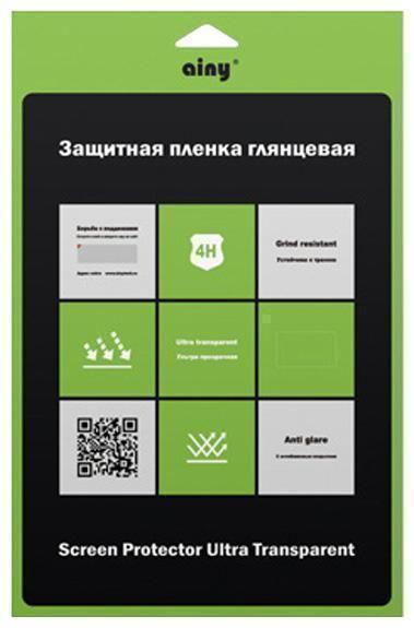 Защитная пленка Ainy для Apple iPad 2 /iPad 3 /iPad 4 глянцевая