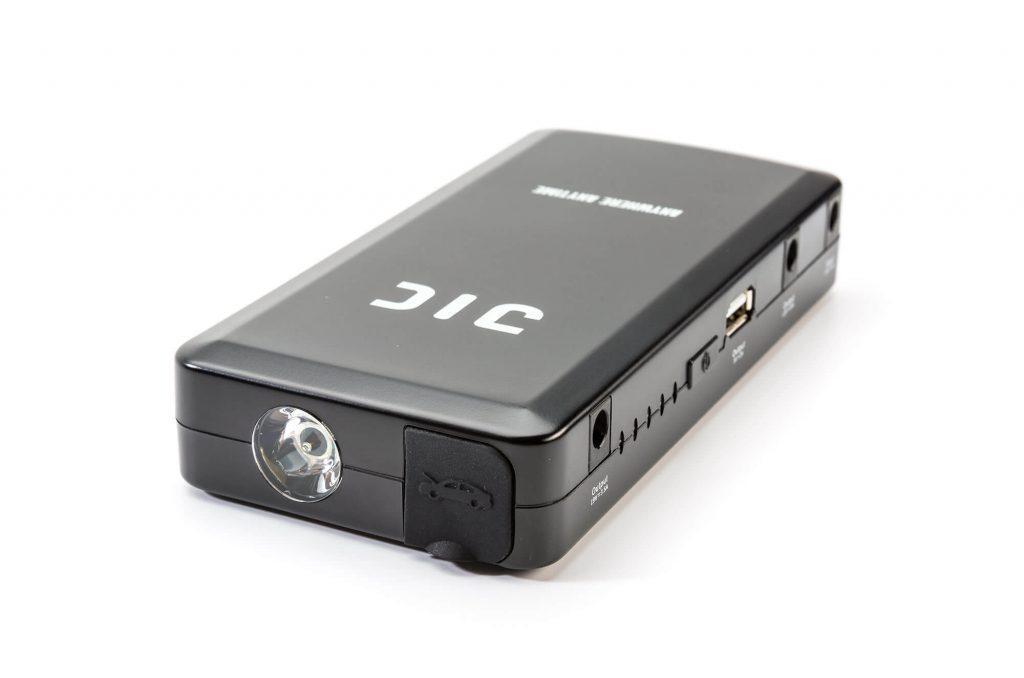 Пуско-зарядное устройство JIC Energy (JIC-12) 12V 12000 мА/ч черныйУниверсальные внешние аккумуляторы<br>Пуско-зарядное устройство JIC Energy (JIC-12) 12V 12000 мА/ч черный<br>