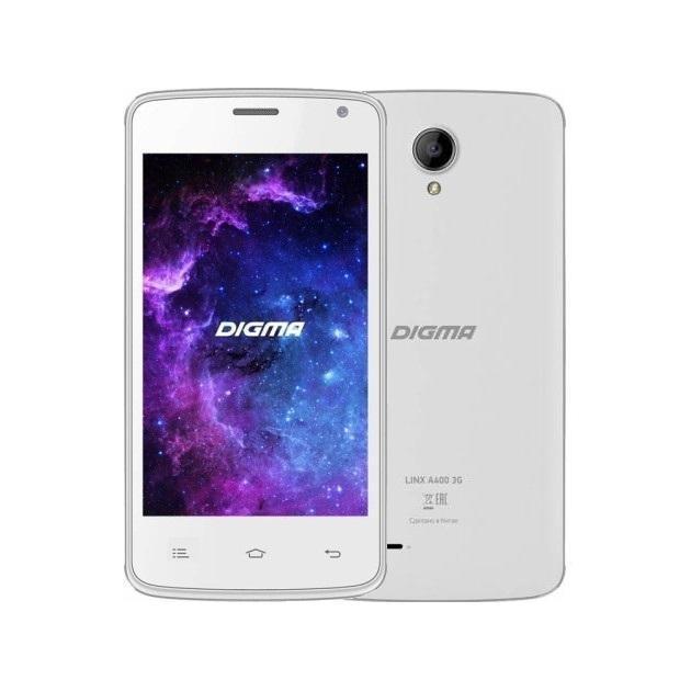 Digma Linx A400 3G digma linx a420 3g white