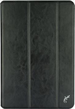 Чехол-книжка G-Case для ASUS MeMO Pad 10 ME103K (натуральная кожа с подставкой) чёрный