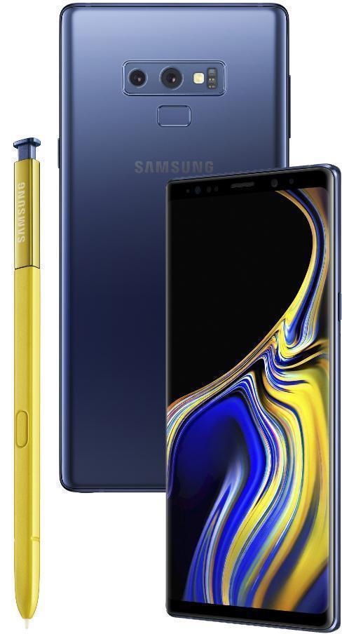 Купить со скидкой Samsung Galaxy Note 9 128GB (SM-N960) Ocean Blue