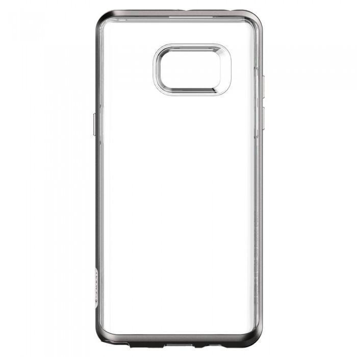 Чехол-накладка Spigen SGP 562CS20565 Neo Hybrid Crystal для Samsung Galaxy Note 7 Gunmetalдля Samsung<br>Чехол-накладка Spigen SGP 562CS20565 Neo Hybrid Crystal для Samsung Galaxy Note 7 Gunmetal<br>