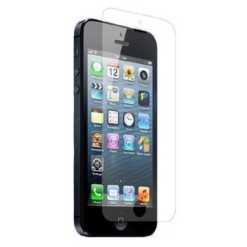 Купить Защитная пленка MBM для Apple iPhone SE/5S/5 противоударная (глянцевая)