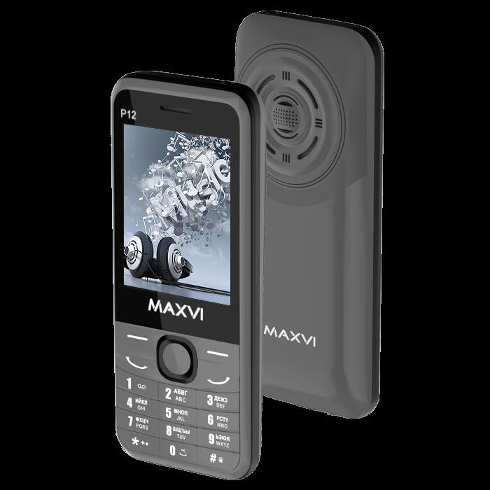 Maxvi P12 GrayMaxvi<br>Maxvi P12 Gray<br>