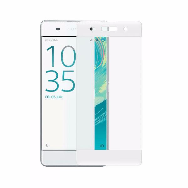 Защитное стекло Glass PRO (Full) Screen для Sony Xperia XA (F3111/F311) цветное белая рамкадля Sony<br>Защитное стекло Glass PRO (Full) Screen для Sony Xperia XA (F3111/F311) цветное белая рамка<br>