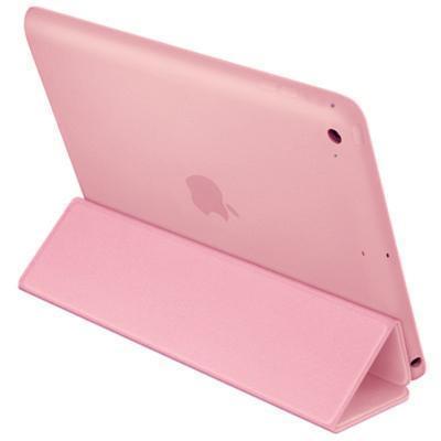 Чехол-книжка Smart Case для Apple iPad Air 2 (искусственная кожа с подставкой) розовый