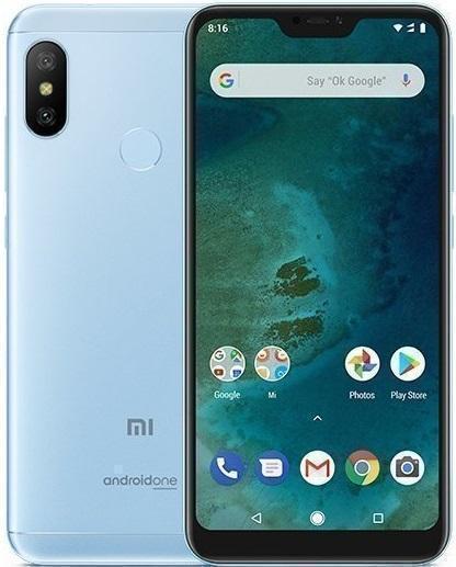 Xiaomi Mi A2 4/32Gb EU (Blue)