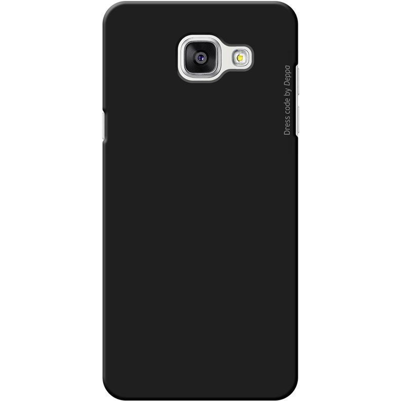 Чехол-накладка Deppa Air Case для Samsung Galaxy A5 (2016) SM-A510 (пластиковый) черныйдля Samsung<br>Чехол-накладка Deppa Air Case для Samsung Galaxy A5 (2016) SM-A510 (пластиковый) черный<br>