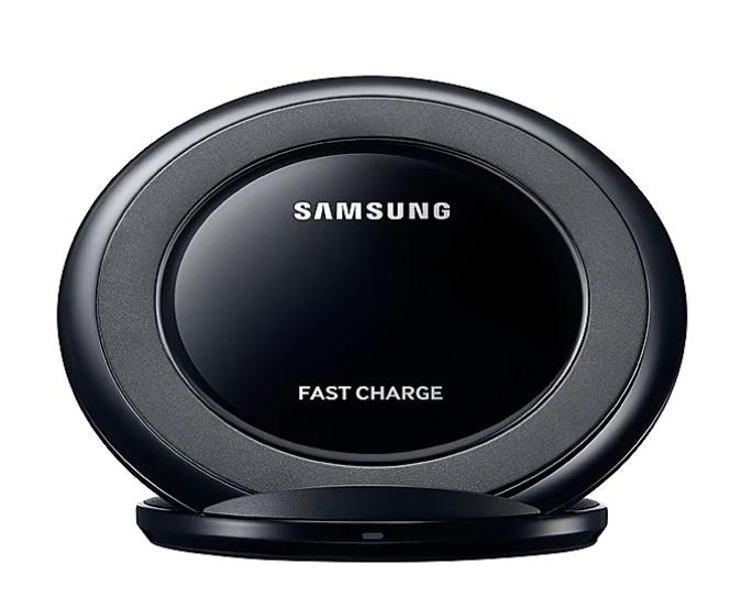 Беспроводное зарядное устройство Samsung Wireless Charger Stand (Black) (EP-N5100BBRGRU)