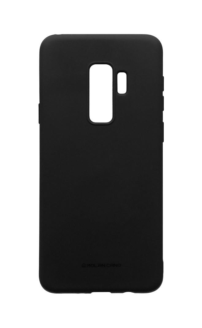 Чехол-накладка Hoco Fascination Series Case для Samsung Galaxy S9 (SM-G960) силиконовый черный
