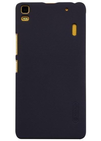 Купить Чехол-накладка Nillkin Frosted Shield для Lenovo A7000 пластиковый (Black)