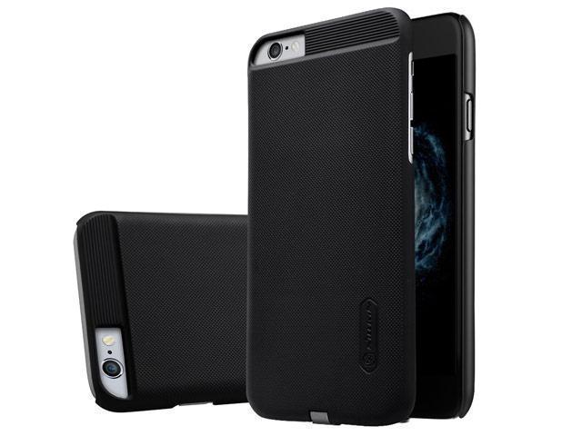 Чехол-накладка Nillkin Magic Case QI для Apple iPhone 6/6S с беспроводной зарядкой пластик черныйдля iPhone 6/6S<br>Чехол-накладка Nillkin Magic Case QI для Apple iPhone 6/6S с беспроводной зарядкой пластик черный<br>