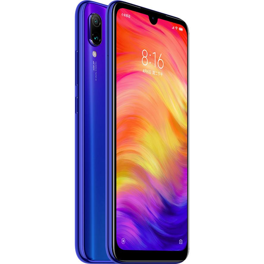 Xiaomi Redmi Note 7 4/128GB (Neptune Blue)