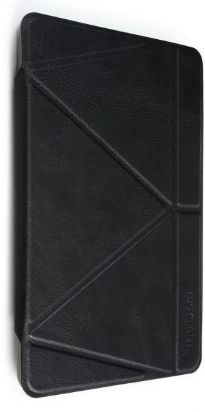 Чехол-книжка The Core Smart Case для Apple iPad mini 4 (силикон полиуретан с подставкой) черныйдля Apple iPad mini 4<br>Чехол-книжка The Core Smart Case для Apple iPad mini 4 (силикон полиуретан с подставкой) черный<br>