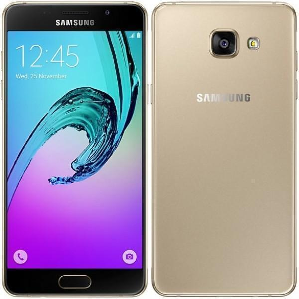 Samsung Galaxy A5 (2016) (SM-A510F/DS) Gold (SM-A510FZDDSER)Samsung<br>Samsung Galaxy A5 (2016) (SM-A510F/DS) Gold (SM-A510FZDDSER)<br>
