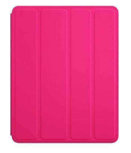 Чехол-книжка Smart Case для Apple iPad 2/3/4 (искусственная кожа с подставкой) фуксиядля Apple iPad 2/3/4<br>Чехол-книжка Smart Case для Apple iPad 2/3/4 (искусственная кожа с подставкой) фуксия<br>