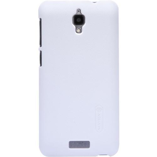 Чехол-накладка Nillkin Frosted Shield для Lenovo S660 (пластиковый) Whiteдля Lenovo<br>Чехол-накладка Nillkin Frosted Shield для Lenovo S660 (пластиковый) White<br>