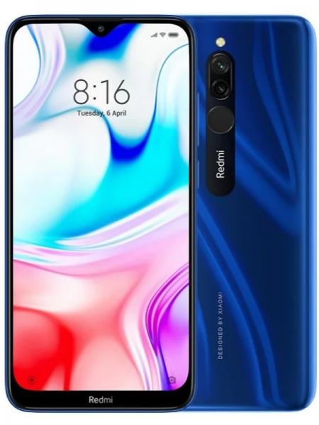 Xiaomi Redmi 8 3/32Gb (Sapphire Blue) EU