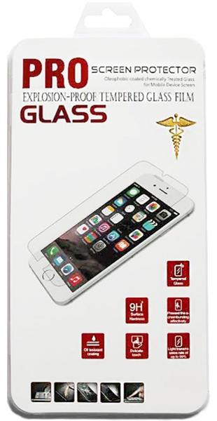 Купить Защитное стекло Glass PRO (Full Cover) для Xiaomi Mi 8 Lite цветное (черная рамка)