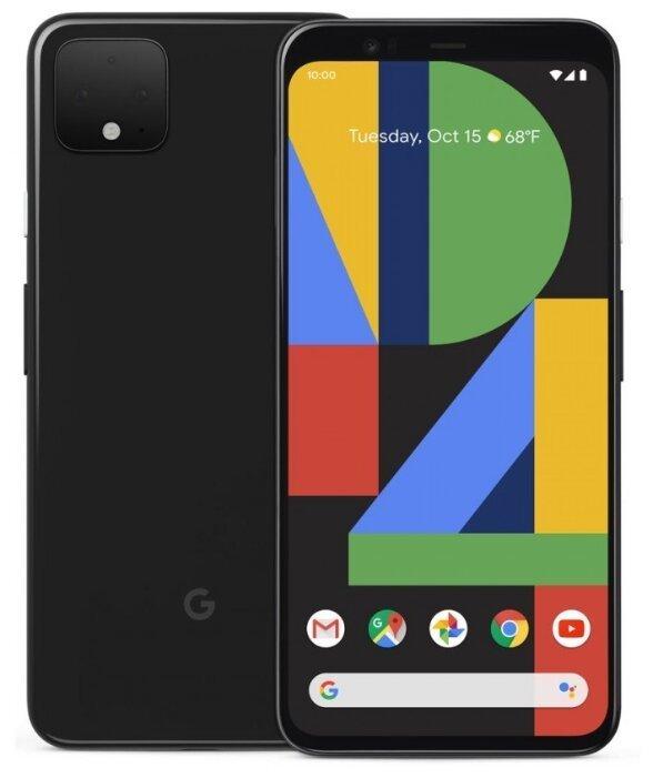 Google Pixel 4 XL 6/128Gb (Just Black)