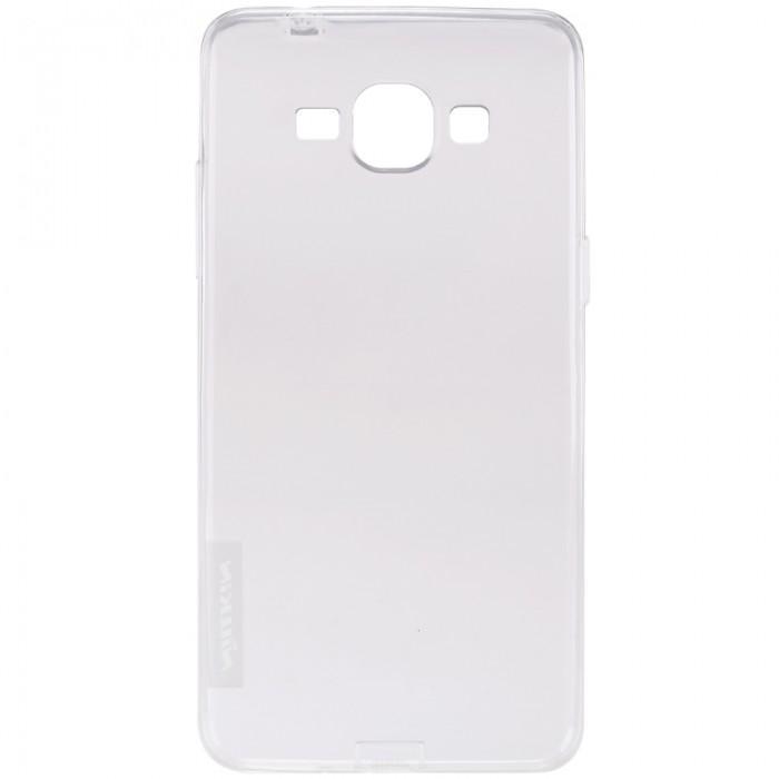 Чехол-накладка Nillkin Nature 0.6mm для Samsung Galaxy Grand Prime (ST-G5308) прозрачно-черный