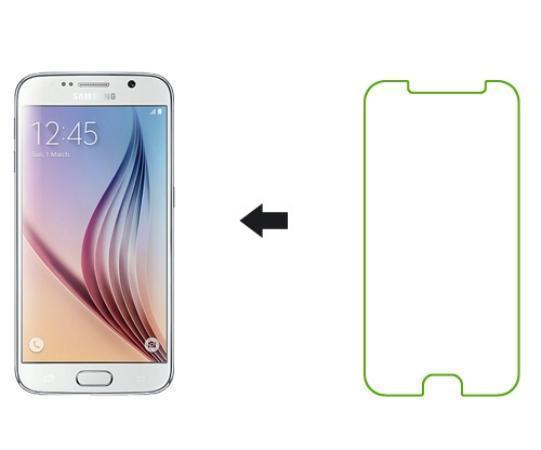 Защитная пленка Samsung для Galaxy S6 (ET-FQ920CTEGRU) глянцеваядля Samsung<br>Защитная пленка Samsung для Galaxy S6 (ET-FQ920CTEGRU) глянцевая<br>