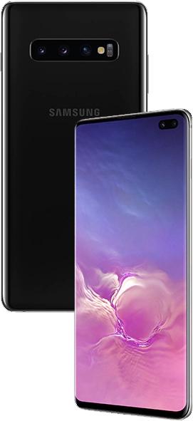 Samsung Galaxy S10+ 8/128Gb (SM-G975F/DS) Prism Black фото