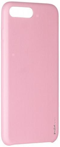Чехол-накладка Uniq Outfitter для Apple iPhone 7 Plus/8 Plus (натуральная кожа) розовыйдля iPhone 7 Plus/8 Plus<br>Чехол-накладка Uniq Outfitter для Apple iPhone 7 Plus/8 Plus (натуральная кожа) розовый<br>