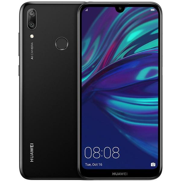 Huawei Y7 (2019) 32GB (Полночный черный) (DUB-LX1)