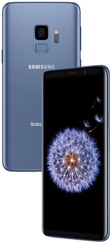 Samsung Galaxy S9 128Gb (SM-G960F/DS) Coral Blue
