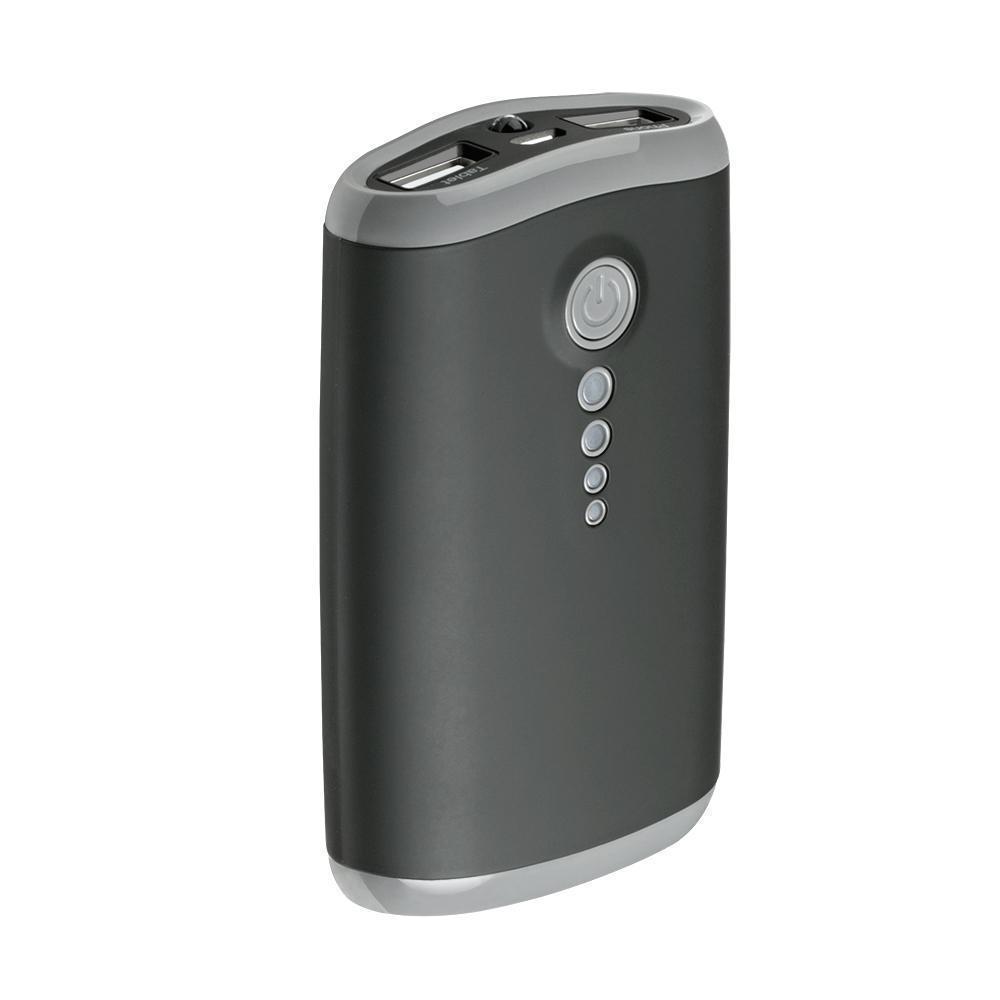 Купить со скидкой Внешний аккумулятор Deppa 7800 mAh (2 USB выхода 1000 mAh/1000 mAh, 6 конекторов )