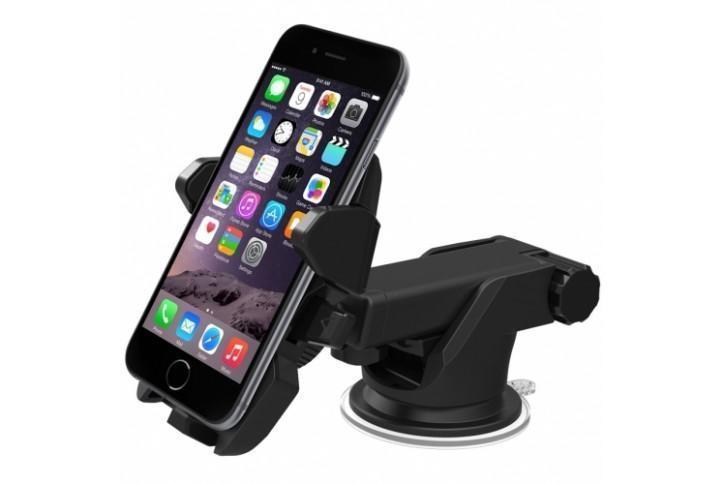 Держатель автомобильный Onetto Car&Desk Mount Easy One Touch 2 GP10&SM5 на стекло или торпеду