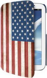 Купить Чехол-книжка PURO Flag Zeta Slim USA для Samsung Galaxy Note 8.0 (N5100/N5110/N5120) (красный)