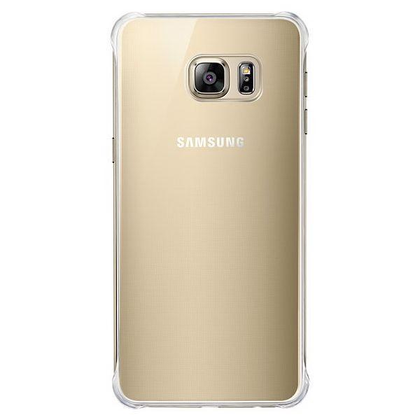 Чехол-накладка Samsung Clossy Cover для Galaxy S6 Edge Plus SM-G928 (EF-QG928MFEGRU) золотойдля Samsung<br>Чехол-накладка Samsung Clossy Cover для Galaxy S6 Edge Plus SM-G928 (EF-QG928MFEGRU) золотой<br>